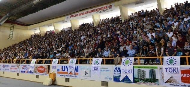 Adana'da 300 emeklinin konutları belirlendi!