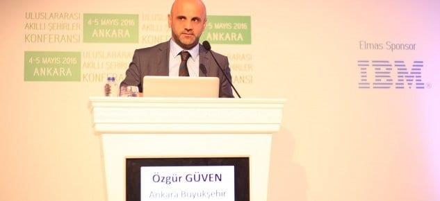 Ankara Pilot Akıllı Şehir Seçildi!