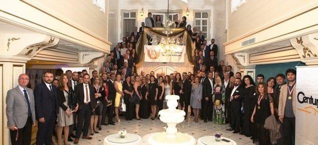 Century 21, Türkiye'deki 15. yılını kutladı!