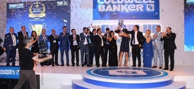 2015 yılının Türkiye şampiyonu Coldwell Banker Artemis oldu