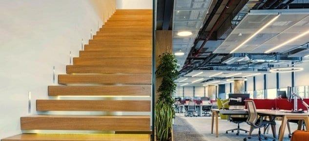 JLL Türkiye Maslak'ta yeni ofisinde hizmet verecek