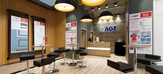 AGT,En Yeni Ürünleriyle Yapı Fuarı'ndaydı!