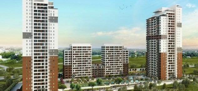 Başakşehir'in yeni yaşam merkezi 'Tual Bahçekent' hayata geçiyor