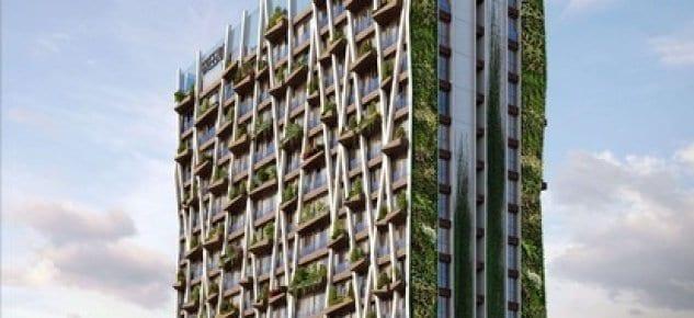 Greenox Urban Residence'ın yüzde 30'u satıldı