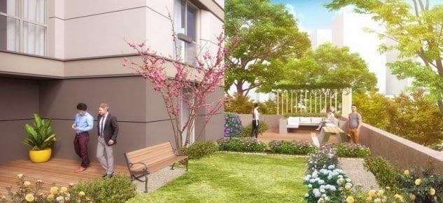 Sunset Park Göztepe Projesi fiyatları 997 bin liradan başlıyor.