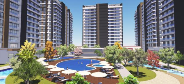 Kameroğlu Metrohome projesinde toplam 1.500 konut yer alıyor!