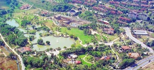 Bahçeşehir Park projesinde 24 ay sıfır faiz!