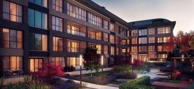 Bakırcı Kemer projesinde 675 bin liraya daire!