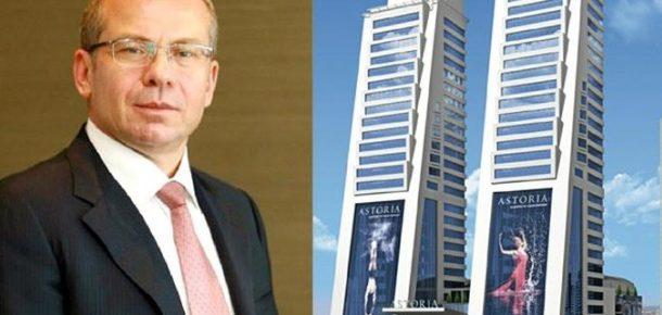 Astaş Holding'in 1 milyar dolarlık projeleri!
