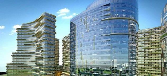 İş GYO ve Nef projelerinde satış 78 milyon TL'ye dayandı!