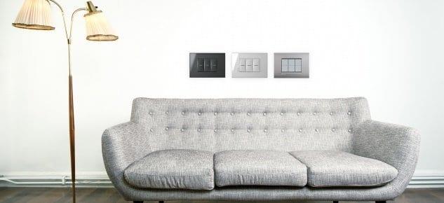 BTicino, mobilyanızla estetik bir uyum sağlıyor!