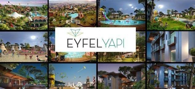 Eyfel Yapı projeleri kağıt üzerinde kaldı! Yüzlerce mağdur var!