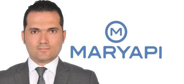 Dumankaya Pazarlama Müdürü Kayhan Çavuşoğlu Mar Yapı'ya geçti