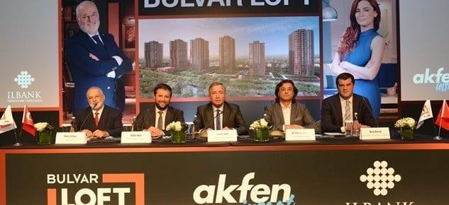 Akfen Bulvar Loft 290 bin TL'den başlayan fiyatlarla satışa çıktı!