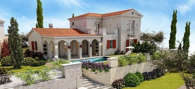 Jardin Eden Çeşme'de son 10 villa!