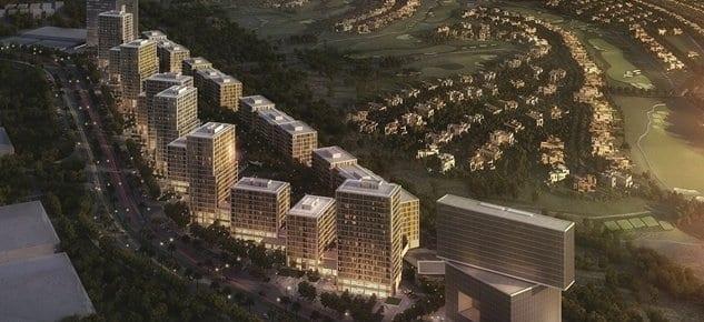 Aşçıoğlu'ndan Dubai'ye ilk Türk projesi: Midtown Selenium by Deyaar