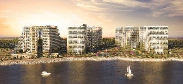 Sea Pearl Ataköy'ün örnek daireleri ziyaretçilerini bekliyor