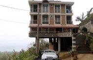 Rize'deki bu ev görenleri hayrete düşürüyor!