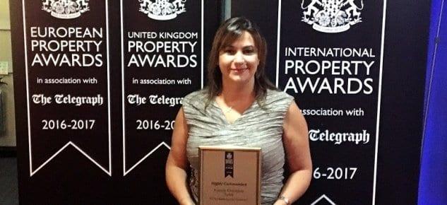 EVA Gayrimenkul Değerleme'ye 13. uluslararası ödül