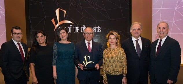GYODER'e 'Sign of The City Awards'tan Özel Ödül