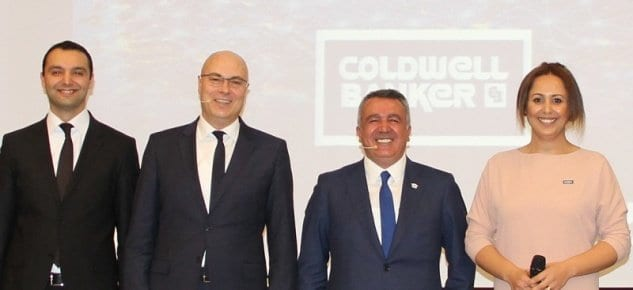 Coldwell Banker Türkiye ve Türkiye İş Bankası'ndan dev işbirliği
