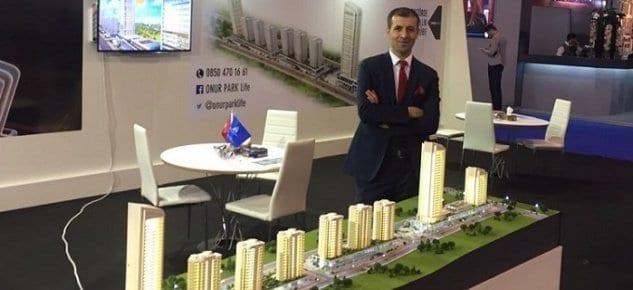 Onur Park Life İstanbul Azerbaycan'da Görücüye Çıktı