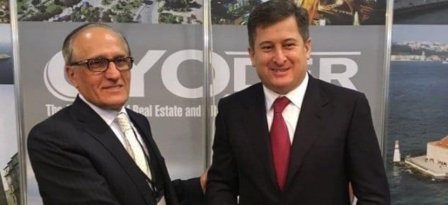 GYODER Azeriler'i gayrimenkul yatırımına davet etti