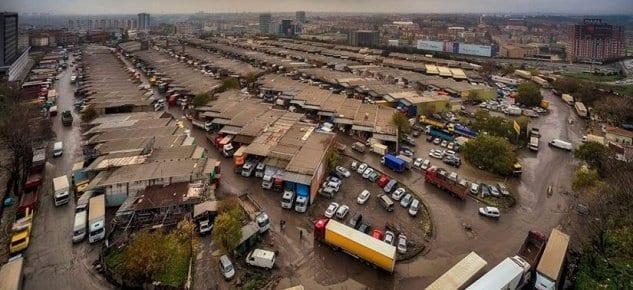 Zeytinburnu Ambarlar Hadımköy'e taşınıyor