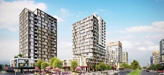 Akzirve Gayrimenkul'den Bahçeşehir'e 2500 konutluk proje: Strada