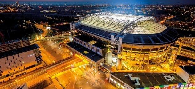 Hollanda'nın simge stadyumu Amsterdam Arena Rönesans ile yeniden doğuyor