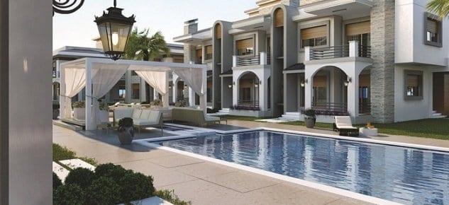 Urla Casablanca Evleri projesinde fiyatlar 725 bin liradan başlıyor!