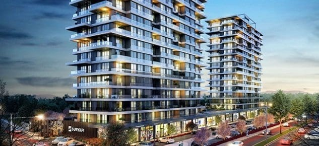 Sur Yapı'nın Kağıthane Projesinin adı Tempo City oldu!