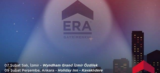 Sektör yatırımcıları TeamERA Antalya'da buluşuyor!