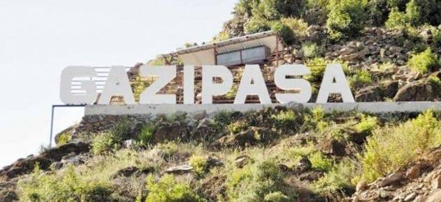 Gazipaşa'nın Can Suyu Projesinde İkinci Etap Başladı!
