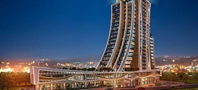 Ferah Residence'ta 390 bin TL'den başlayan fiyatlar!