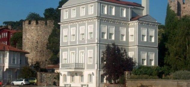 Komodor Remzi Bey Yalısı icradan satılıyor!