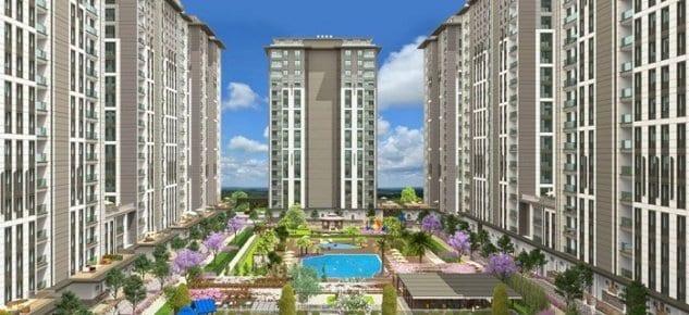 Kameroğlu MetroHome Suites & Residence 271 bin TL'ye 1+1 daire!