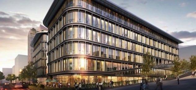 Şehrin merkezindeki ofis projesi: Levent No 5!