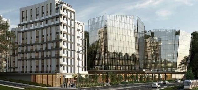 Invest İnşaat 5 projede 1 milyar TL'lik yatırıma imza atıyor!