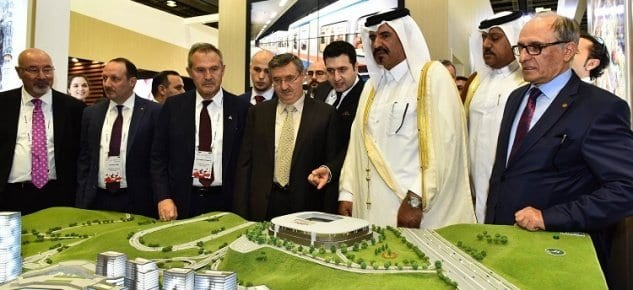 EXPO TURKEY by QATAR Fuarı Doha'da başladı!