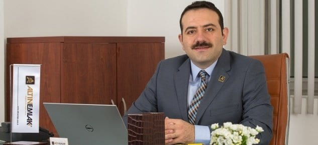 Altın Emlak Antalya Bayilik Fuarı Franchise Expo Eurasia'da!