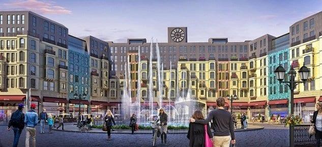 Özyurtlar Holding Meydan Ardıçlı projesi ön satışa çıktı!