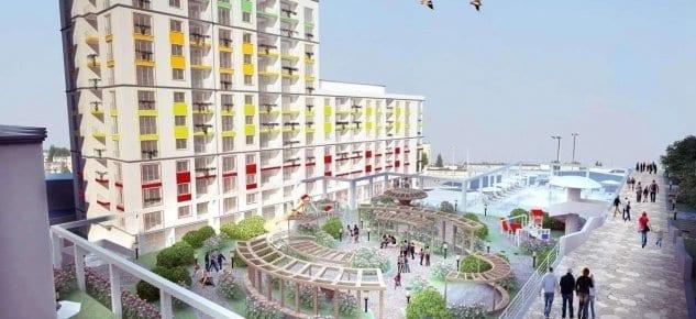 Nida Life Beylik Evler Sitesi'ndeki 204 daire icradan satılıyor!