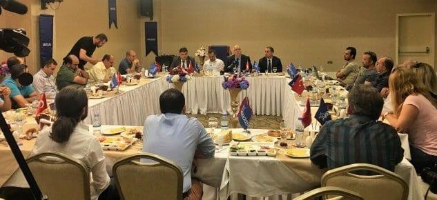 Kahramanmaraş ve Adıyaman'da 6 yılda 100 milyon TL'yi aşkın yatırım!