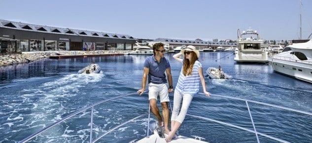 Tuzla Viaport Marina ile deniz turizminde devler ligine çıktı!