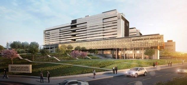 Dünyanın en büyük hastanelerinden biri Rönesans ile İkitelli'ye geliyor!