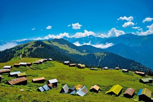 Türkiye'nin En Güzel 20 Köy Evi