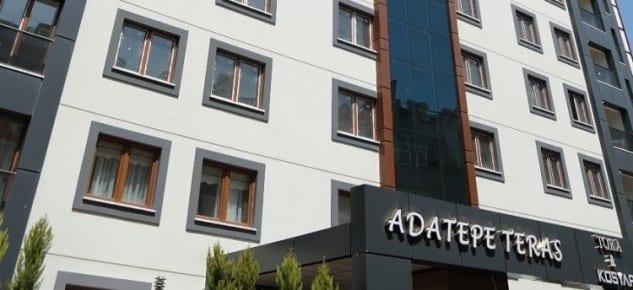 Adatepe Teras projesi fiyatlar 430 bin TL'den başlıyor!