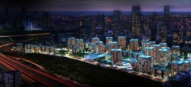 Sinpaş Finans Şehir için ön talep topluyor!