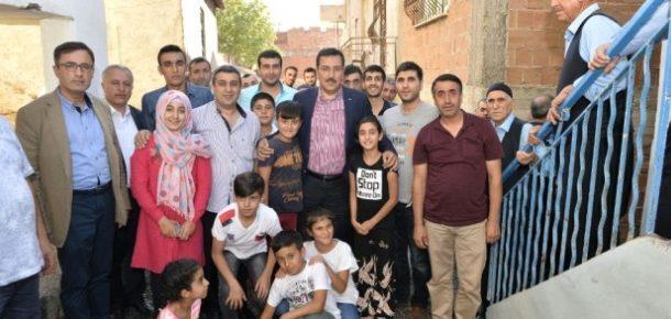 Bakan Tüfenkci, Beydağlıların sorunları için devrede!